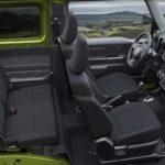 Suzuki-Jimny-2019 coupe du véhicule