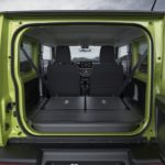 Suzuki-Jimny-2019 coffre