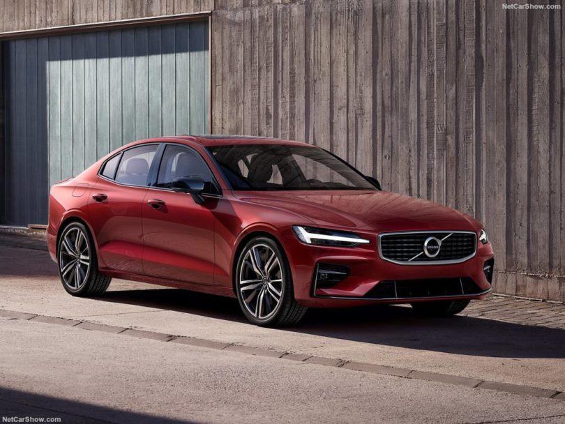 Volvo S60 2019 avant