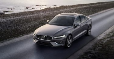 Volvo S60 2019 face avant