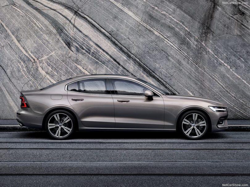 Volvo S60 2019 profile