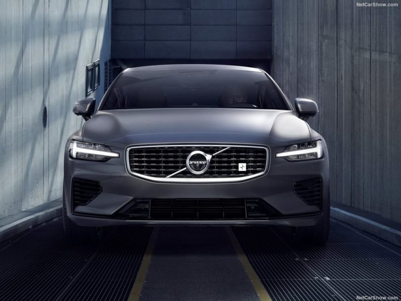 Volvo S60 2019 polestar