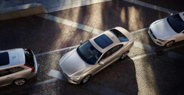 Volvo S60 2019 dessus