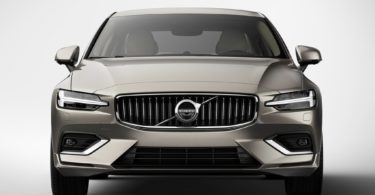 Volvo S60 2019 calandre