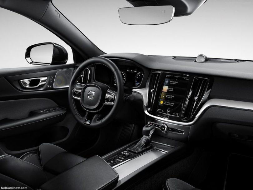Volvo S60 2019 passager