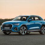 Audi Q3 2019 avant