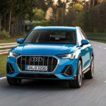 Audi Q3 2019 vue de devant