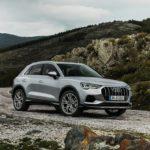 Audi Q3 2019 à la montagne
