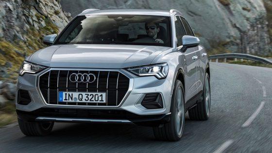 Audi Q3 2019 face avant