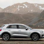Audi Q3 2019 de profile