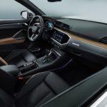 Audi Q3 2019 tableau de bord