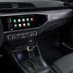 Audi Q3 2019 console centrale