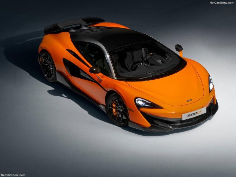 McLaren 600 LT