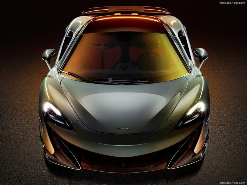 McLaren 600 LT face avant