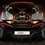 McLaren 600 LT arrière