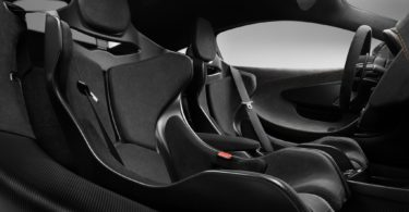 McLaren 600 LT sièges baquets