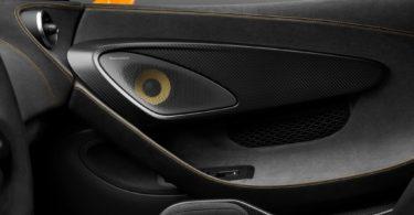 McLaren 600 LT porte