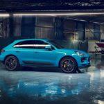 Porsche Macan 2019 de profile