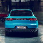 Porsche Macan 2019 arrière