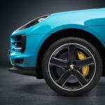 Porsche Macan 2019 roue avant