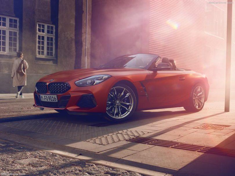 BMW Z4 2019 3/4 avant
