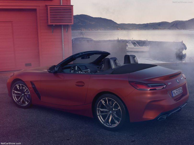 BMW Z4 2019 3/4 arrière