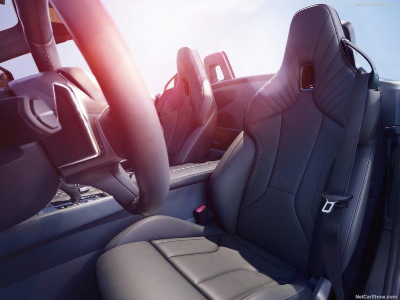 BMW Z4 2019 siège conducteur