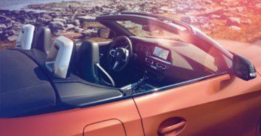 BMW Z4 2019 sans le toit