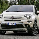 Fiat 500X 2019 calandre avant