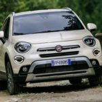 Fiat 500X 2019 face
