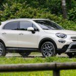 Fiat 500X 2019 3/4 avant