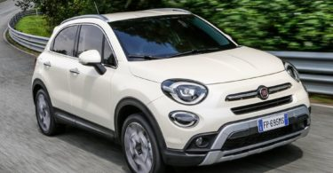 Fiat 500X 2019 avant