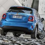 Fiat 500X 2019 arrière