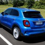 Fiat 500X 2019 3/4 arrière