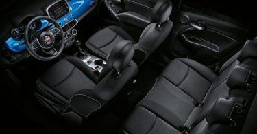 Fiat 500X 2019 intérieur