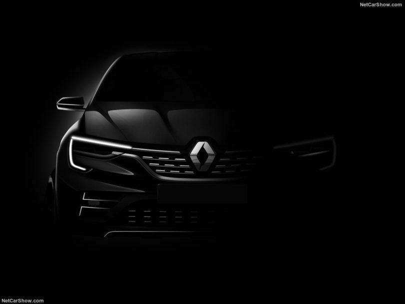 Renault Arkana Concept croquis