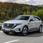 Mercedes EQC 2019 roulante