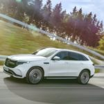 Mercedes EQC 2019 profile