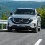 Mercedes EQC 2019 face