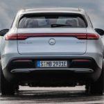 Mercedes EQC 2019 arrière