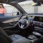 Mercedes EQC 2019 siège avant