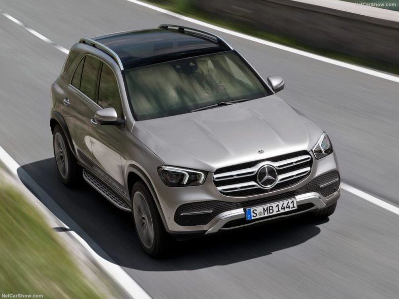 Mercedes GLE 2019 official