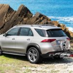 Mercedes GLE 2019 porte bagages