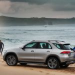 Mercedes GLE 2019 profile