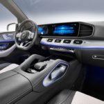 Mercedes GLE 2019 passager