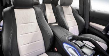 Mercedes GLE 2019 siège avant