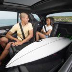 Mercedes GLE 2019 places arrière