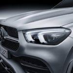 Mercedes GLE 2019 feux avant