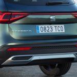 SEAT Tarraco 2019 feux led arrière
