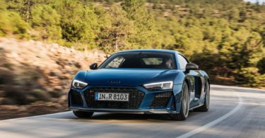 Audi R8 2019 hypercar